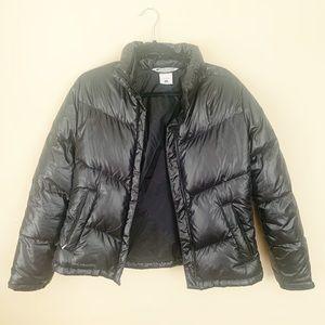 Columbia Black Puffer Coat NEW
